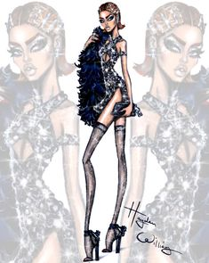 Glam Night Out: 'Traffic Stopper' by Hayden Williams  Be Inspirational ❥ Mz. Manerz: Being well dressed is a beautiful form of confidence, happiness & politeness