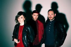 Chvrches Announce Spring 2014 Tour Dates