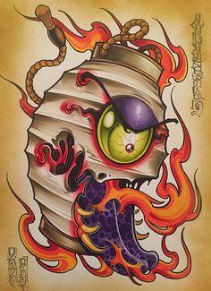 Image of Haunted Lantern