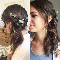 These side swept hairstyles are elegant, stylish and sexy. Check them out to get many ideas on how to pull your hair to the side. Side Swept Hairstyles, Indian Hairstyles, Trends, Friend Wedding, Your Hair, Elegant, Stylish, Hair Styles, Sexy