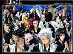 Bleach  Yeah I know... but I cant seem to help it :)... im on episode 300something  ... I'm a little farther back...lol
