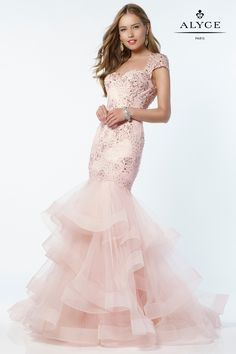 Shop for Alyce Paris prom gowns and homecoming dresses at Simply Dresses. Long evening gowns and short sexy designer party dresses by Alyce. Prom Dresses 2017, Mermaid Prom Dresses, Pageant Dresses, Prom Gowns, Pageant Wear, Bride Dresses, Wedding Dresses, Long Formal Gowns, Formal Evening Dresses