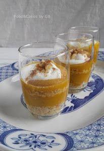 Crema de calabaza con crujiente de nueces y queso crema | Cocina