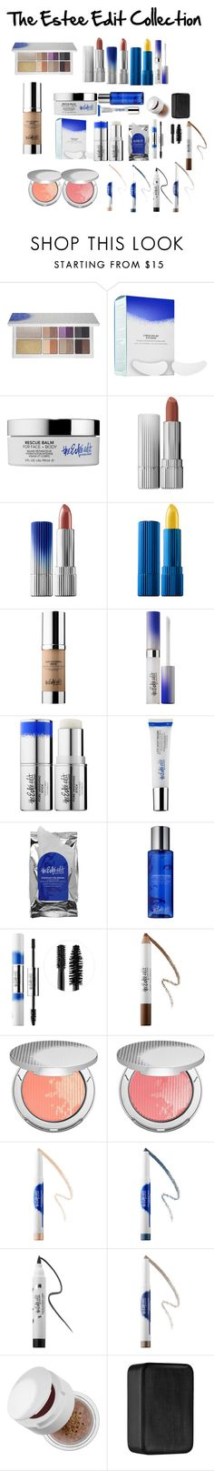 """The Estee Edit Collection"" by minadinamike ❤ liked on Polyvore featuring schoonheid en Estée Lauder"