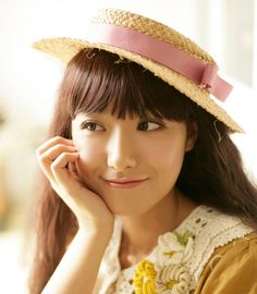 retro mori girl mori kei hat by shop34847755.taobao