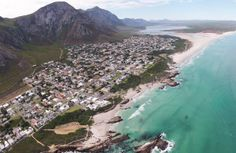 Book your stay with us next time you visit the beautiful town of Hermanus. Beautiful Scenery, Mountain View, Cape Town, South Africa, Places To Visit, City, Water, Outdoor, Activities