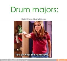 Marching band and Friends in one meme? My life is now complete