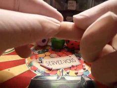 [Tuto...] La base de Cupcake à Pois - YouTube