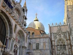 St Mark's Basilica // Venice, Italy