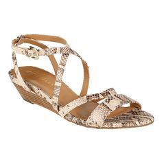 Cole Haan Air Kierin Sandal - perfect for a Miami vacation