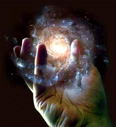 universe in your hand