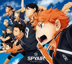 Haikyuu!! OST http://www.animes-mangas-ddl.com/2015/02/haikyuu-ost.html