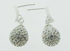 $33 925 Silver Swarovski Crystal e-mail at info@bijuterie-online.ro