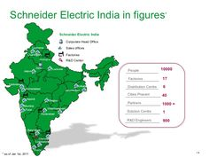 Schneider Electric sees promise in India's digital domain  Schneider Electric, a specialist in energy management and automation, is plugging into India play in a big way as it sees the electrification and digital space of the country offering plenty of opportunities.