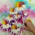 Watercolor Without Boundaries with Karlyn Holman, Part 4   ArtistsNetwork.TV