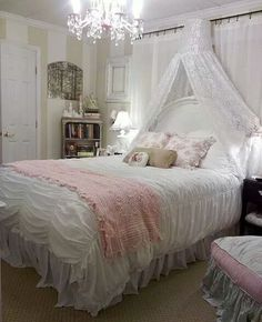 Love everything about this bedroom!!