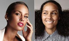 Segredo para pele Perfeita de Alicia Keys é hidratação e ótima alimentação! Hidrate a Pele com Renew Avon e tenha uma pele impecável a prova de maquiagem!