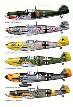 Bildergebnis für Messerschmitt BF 109 – Vehicles is art Ww2 Aircraft, Fighter Aircraft, Military Aircraft, Luftwaffe, Air Fighter, Fighter Jets, Focke Wulf, Aircraft Painting, Ww2 Planes