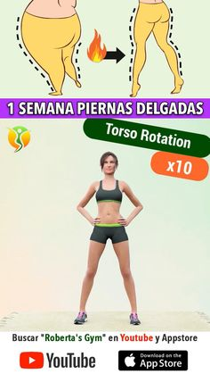 Workout Videos For Women, Gym Workout Videos, Fitness Workout For Women, Fitness Workouts, Easy Workouts, Slim Legs Workout, Full Body Gym Workout, Bum Workout, Weight Loss