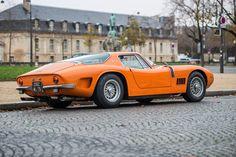 FAB WHEELS DIGEST (F.W.D.): Bizzarrini 5300 GT (1965-68)