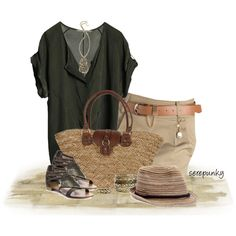 Cute and Casual Summer :)