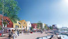 Exterior   Housing   Urban Development   Waterfront   2015