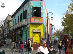 Buenos Aires, a great place to visit for the culture, the food, and the people!
