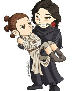"""@reylodeservesmore's Instagram profile post: """"I don't like being carried, Ben • • #kyloren #bensolo #reylo #rey #bensolodeservedbetter #reylodeservesmore #dyadintheforce • All credits…"""" Star Wars Love, Rey Star Wars, Reylo Fanart, Cuadros Star Wars, Kylo Ren And Rey, Knights Of Ren, Episode Iv, The Phantom Menace, This Is Love"""