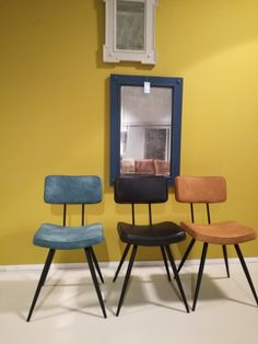 Moi et  jack chaises pour vous plait avec Marcel ronda Maastricht