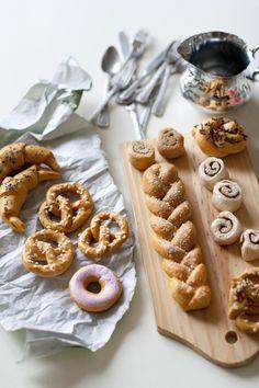 UKKONOOA: Taianomaiset leikkiherkut / Salt Dough Play Food