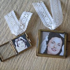 Tiny Photo Frame For Wedding Bouquet (available in 2 sizes)  - available from www.theweddingofmydreams.co.uk #theweddingomd @theweddingomd