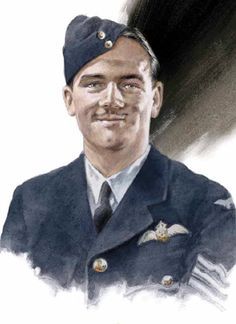 Sergeant William Green - On 29th August 1940 was shot down by Bf109's and baled out at 16,000 feet, falling to just 300 feet above the English Channel before his parachute opened properly, the pilot chute cords having been severed by cannon shell splinters. He was rescued from the sea off Folkestone, his Hurricane crashing near Hawkinge.