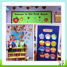 My Pre-K Classroom #littlehandsbigplans