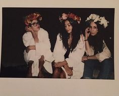 Troian Bellisario with Ashley Benson and Shay Mitchell