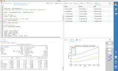 logistic regression using python rodeo