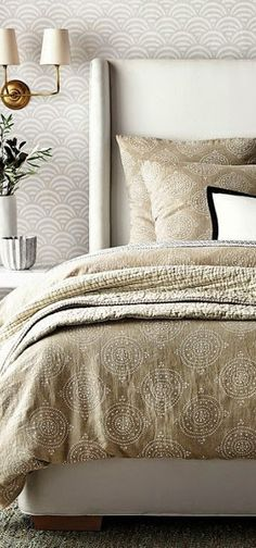 Bedroom Designer Dian Austin Luxury Designer Bedding Collection #bedding  Bedrooms