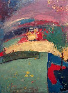 Artist: Abkorovits Robert Oil on canvas 60/80
