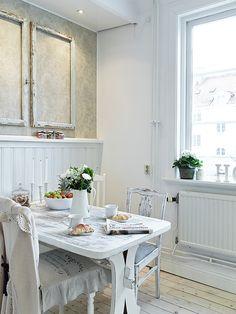 Scandinavian home - Stadshem