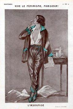 Julien Jacques Leclerc 1923