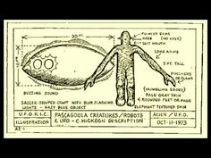 The 1973 Pascagoula, Mississippi Alien Abductions | The Fortean Slip