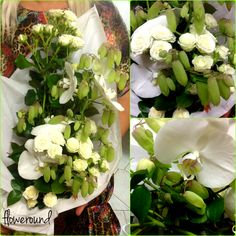 #kalanchoe #bouquet # orchid #special #event #birthdaysuprise #checkitout #flowers #arrangement #beautiful