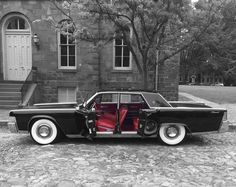 1965 Lincoln Continental Suicide