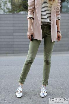 873be22bae89da 13 Best Olive Green Blazer images