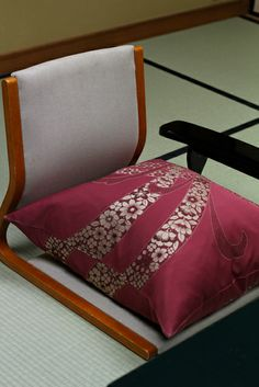 ryokan, 旅館, 座布団, Japanese style cushion
