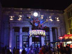 Spider man/ USJ Osaka,Japan