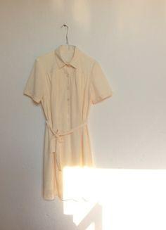 Kaufe meinen Artikel bei #Kleiderkreisel http://www.kleiderkreisel.de/damenmode/lange-kleider/111387186-zartes-vintage-kleid-in-creme
