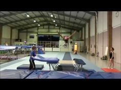 29 Best Trampoline and Tumbling images in 2014 | Gymnastics