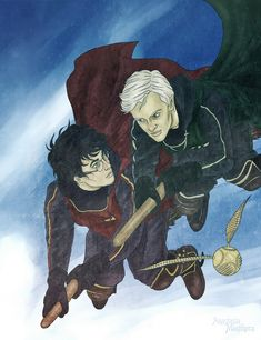 *drarry* by AnastasiaMantihora