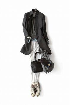 菊地京子ファッション