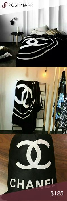Chanel throw Brand New with Dust bag CHANEL Other